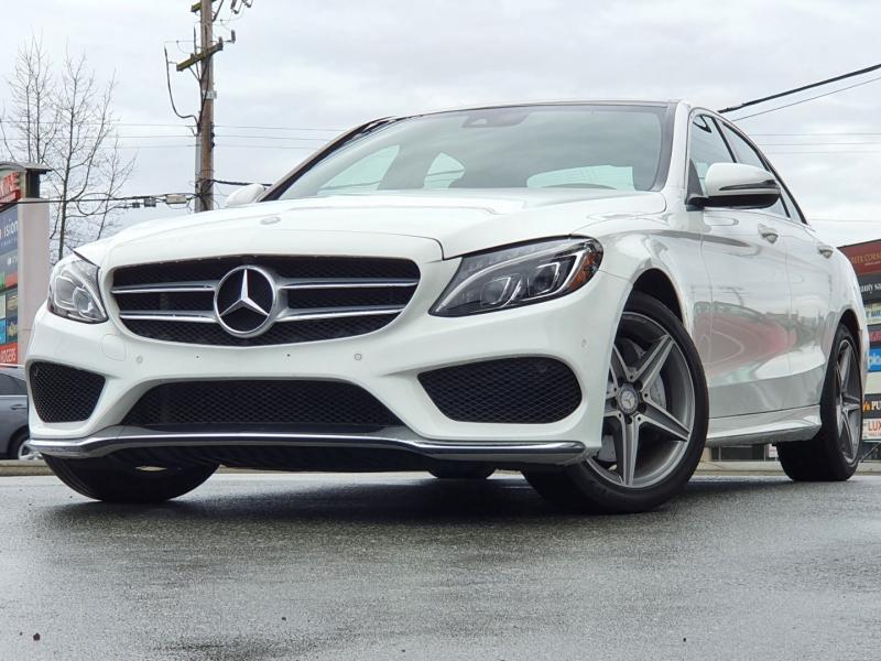 Mercedes-Benz C-Class 2017 price $29,888