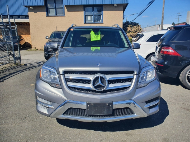 Mercedes-Benz GLK-Class 2013 price $15,888