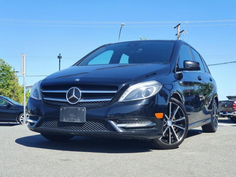 Mercedes-Benz B-Class 2013 price $13,888