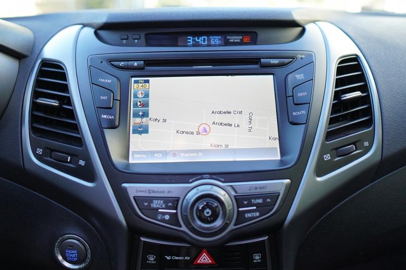 Hyundai Elantra 2015 price $9,900