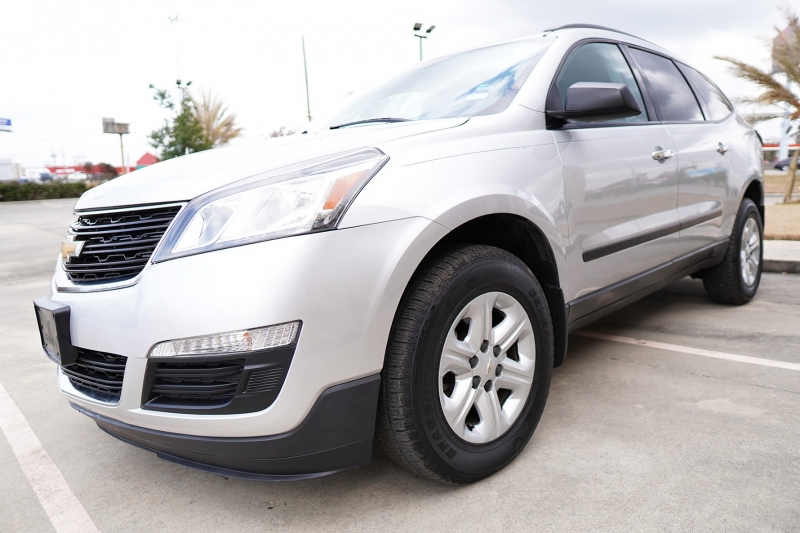 Chevrolet Traverse 2014 price $13,575