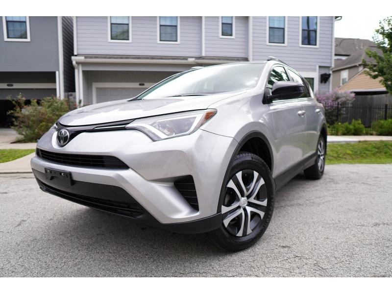 Toyota RAV4 2017 price $20,450