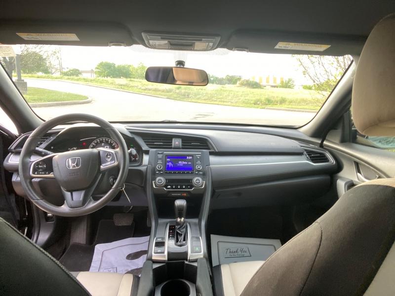 Honda Civic Coupe 2017 price