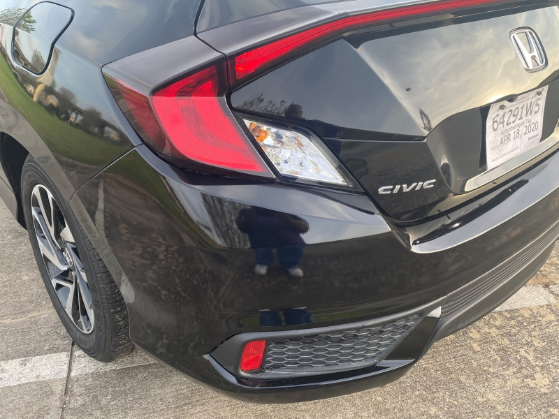 Honda Civic Coupe 2017 price $10,900