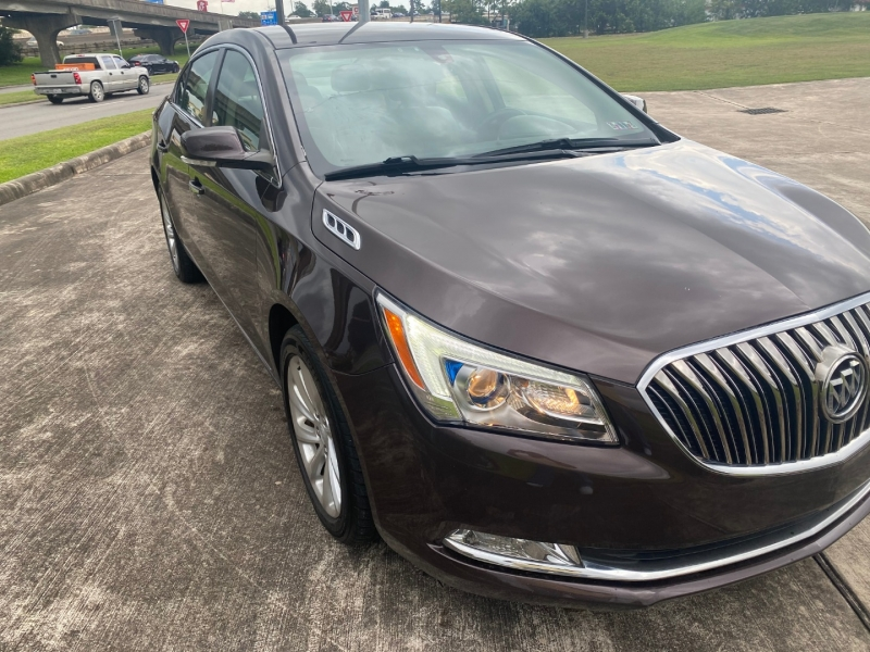 Buick LaCrosse 2015 price $12,900 Cash