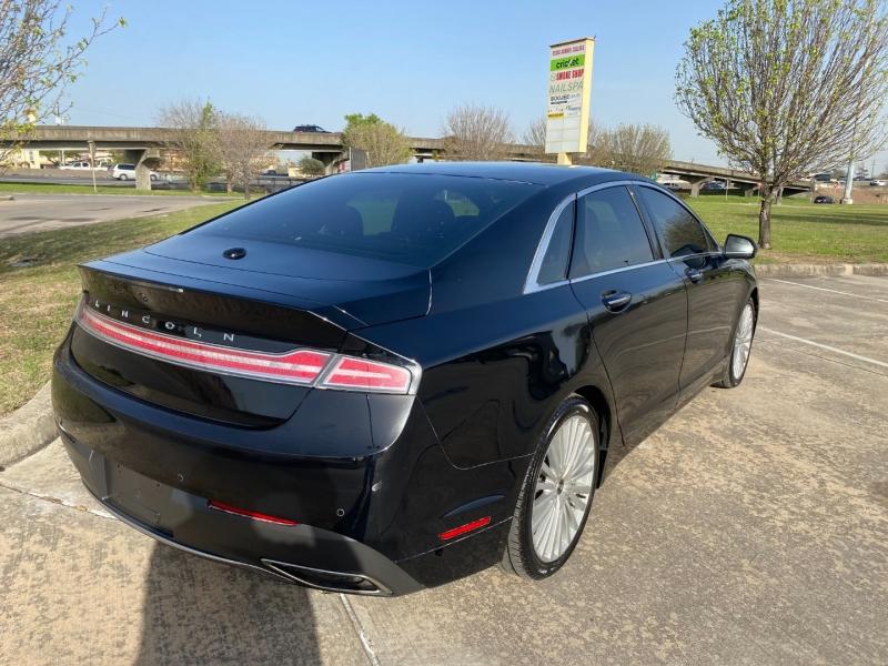 Lincoln MKZ 2017 price