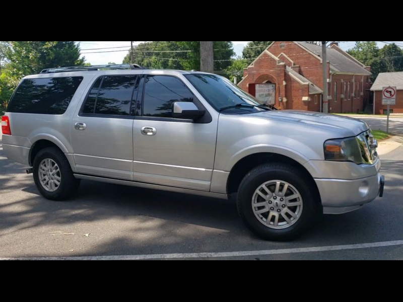 Ford Expedition EL 2014 price $17,800