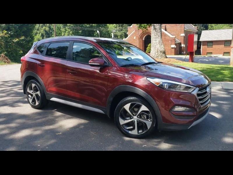 Hyundai Tucson 2017 price $17,900