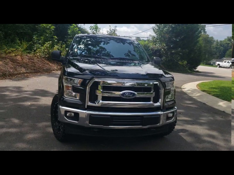 Ford F-150 2017 price $34,800