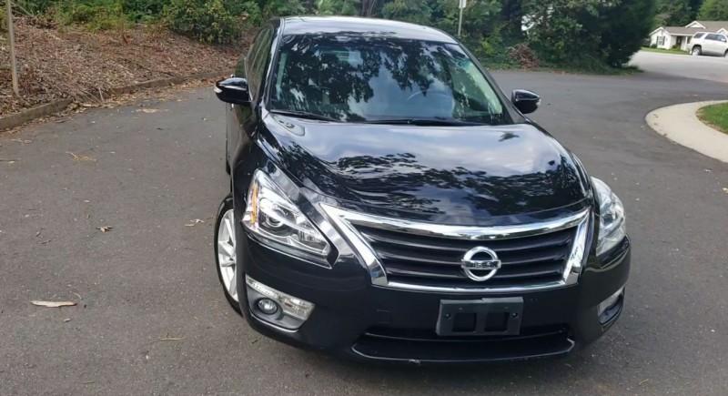 Nissan Altima 2013 price $11,600