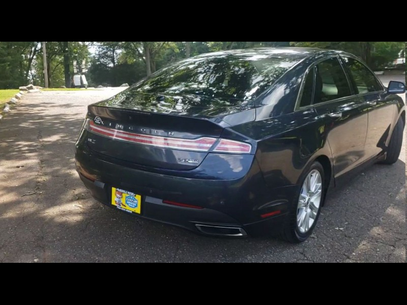 Lincoln MKZ 2014 price $13,800