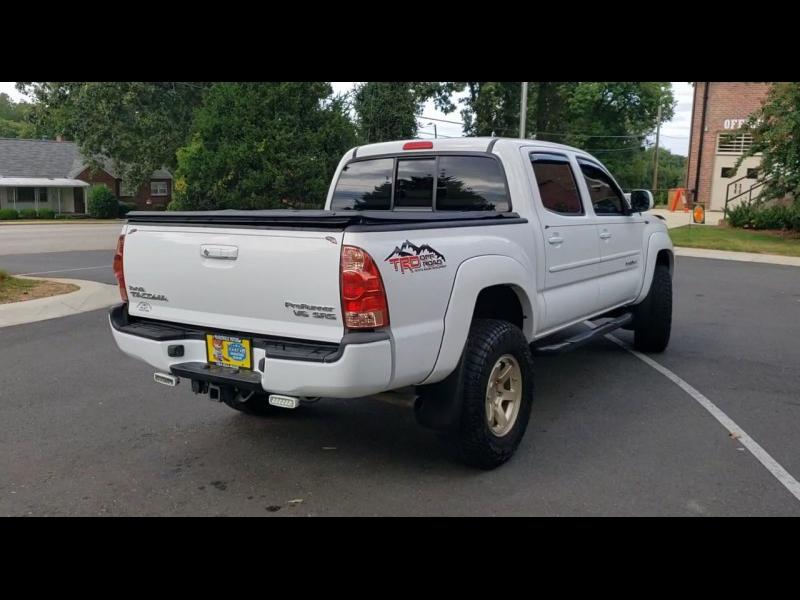 Toyota Tacoma 2007 price $16,900