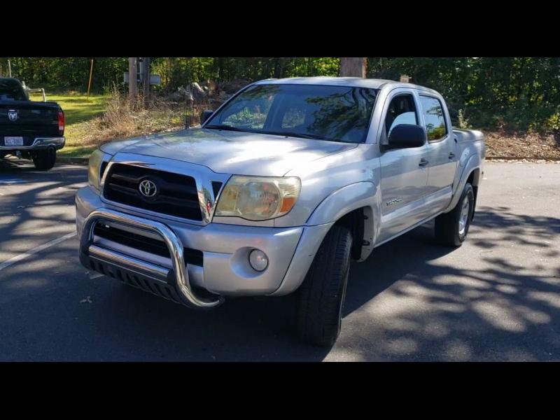 Toyota Tacoma 2007 price $15,800