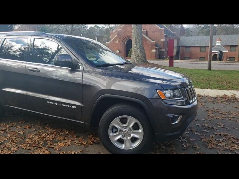 Jeep Grand Cherokee 2015 price $18,600