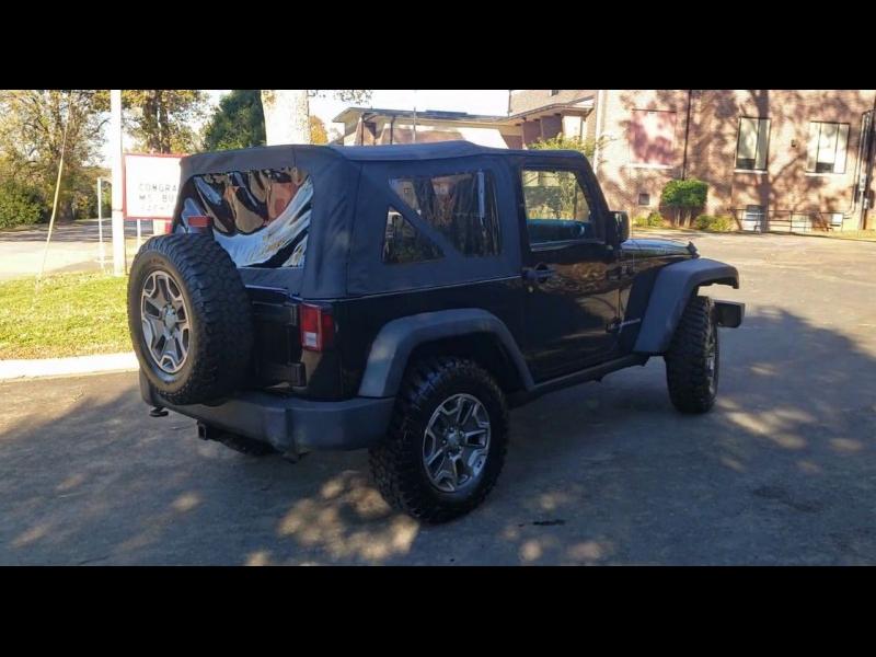 Jeep Wrangler 2013 price $23,500