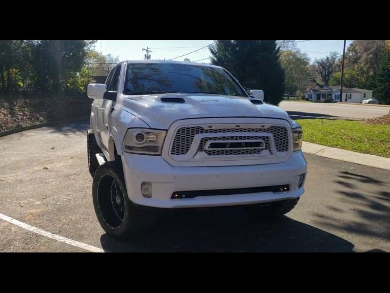 RAM 1500 2017 price $38,900