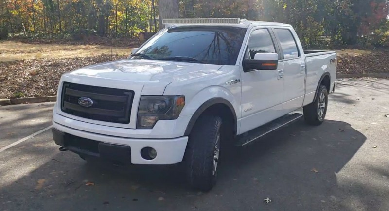 Ford F-150 2013 price $22,800