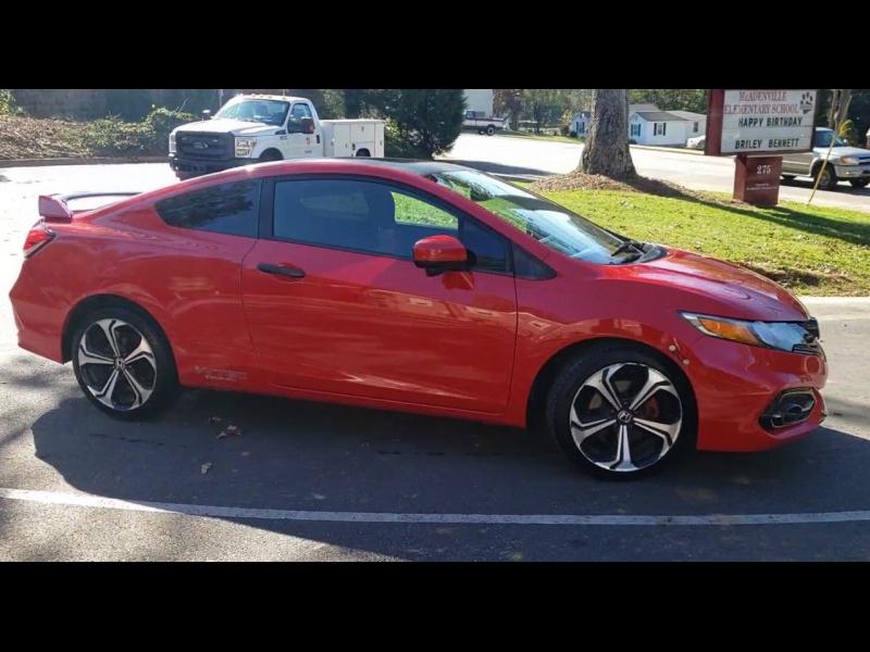 Honda Civic Coupe 2015 price $15,900