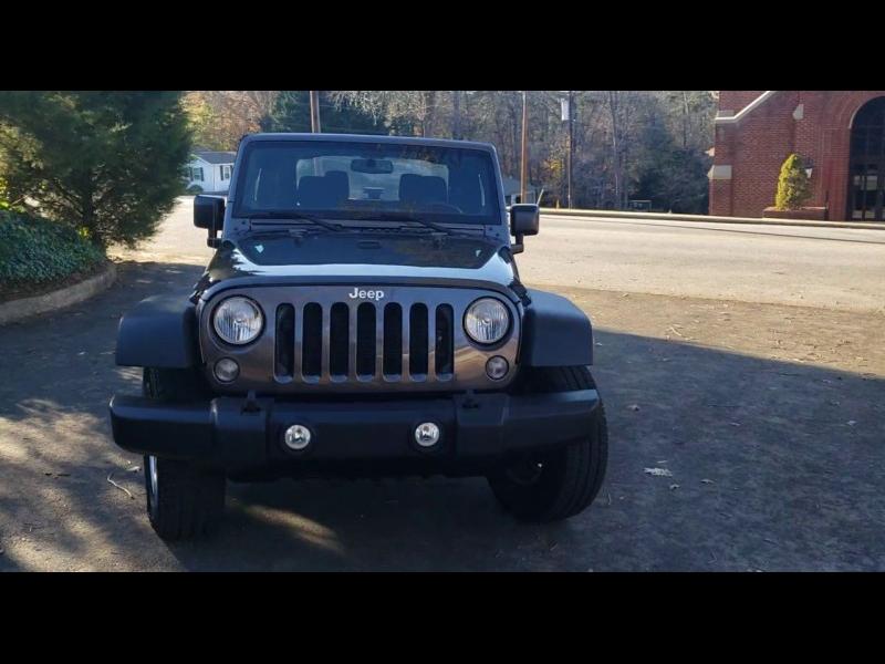 Jeep Wrangler 2014 price $19,800