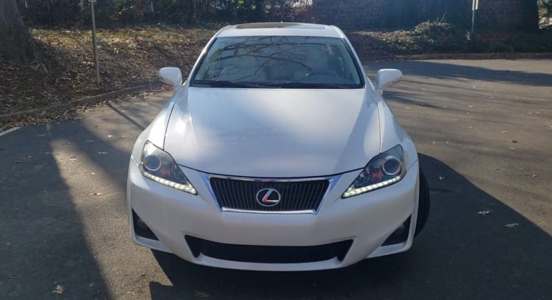 Lexus IS 250 2012 price $13,800