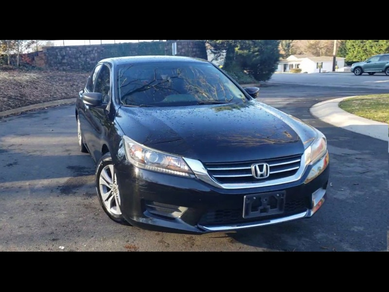 Honda Accord Sedan 2014 price $13,600