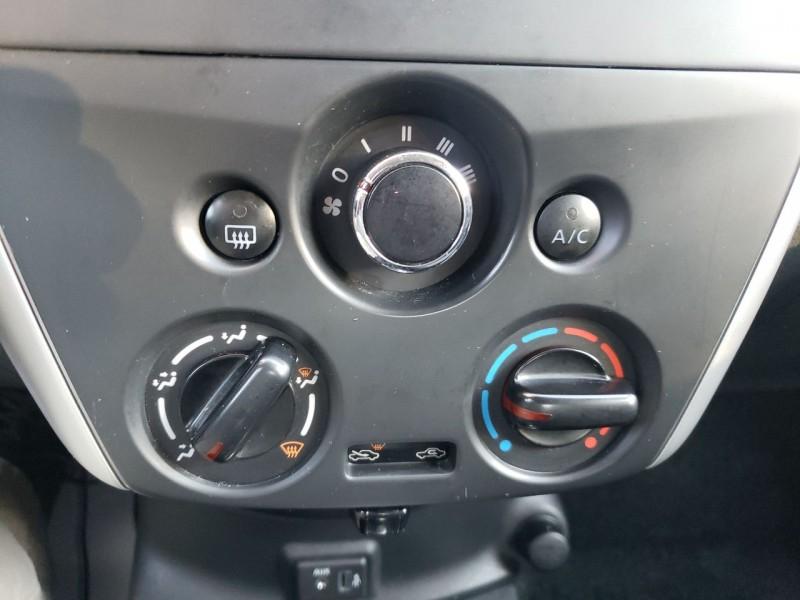Nissan Versa Sedan 2018 price $10,700