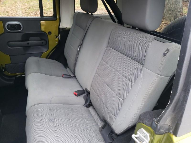 Jeep Wrangler 2007 price $14,900