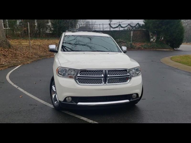 Dodge Durango 2012 price $15,900