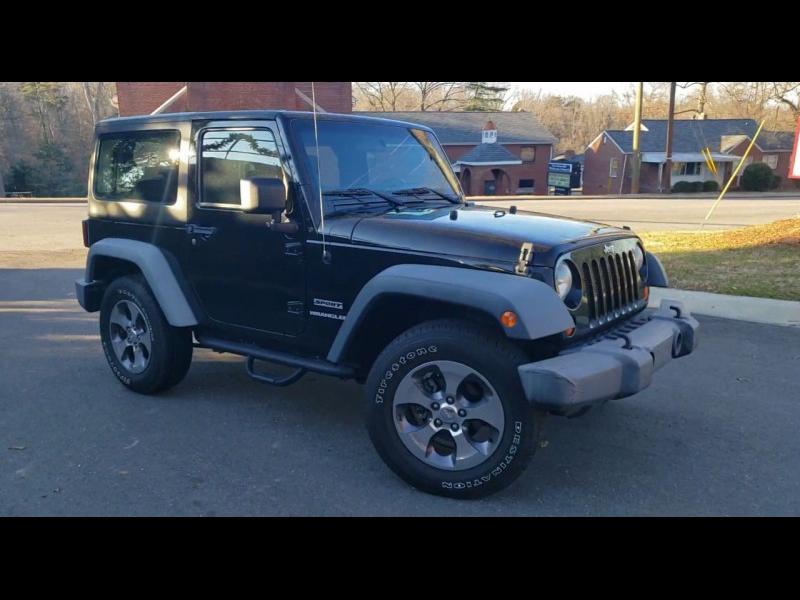 Jeep Wrangler 2012 price $18,800
