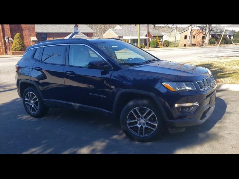 Jeep Compass 2018 price $18,800