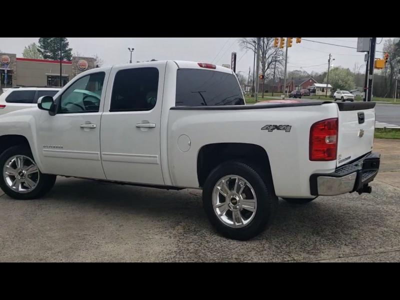 Chevrolet Silverado 1500 2013 price $21,800