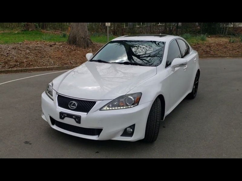Lexus IS 250 2012 price $12,800