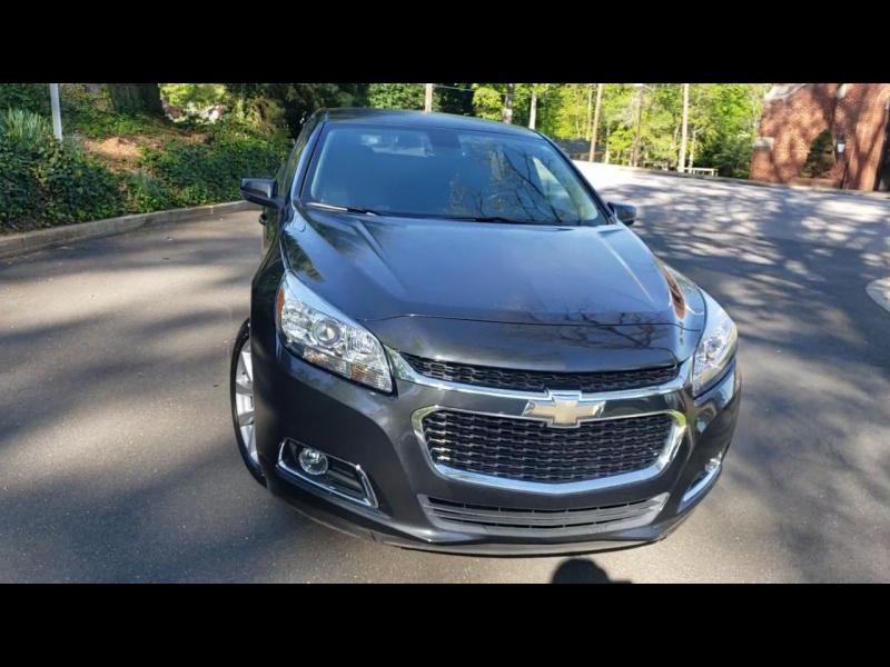 Chevrolet Malibu Limited 2016 price $13,600