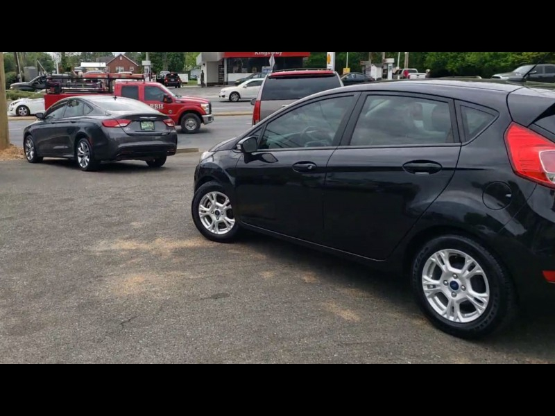 Ford Fiesta 2015 price $8,800 Down