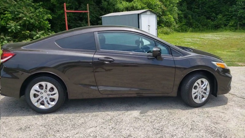 Honda Civic Coupe 2014 price $15,900