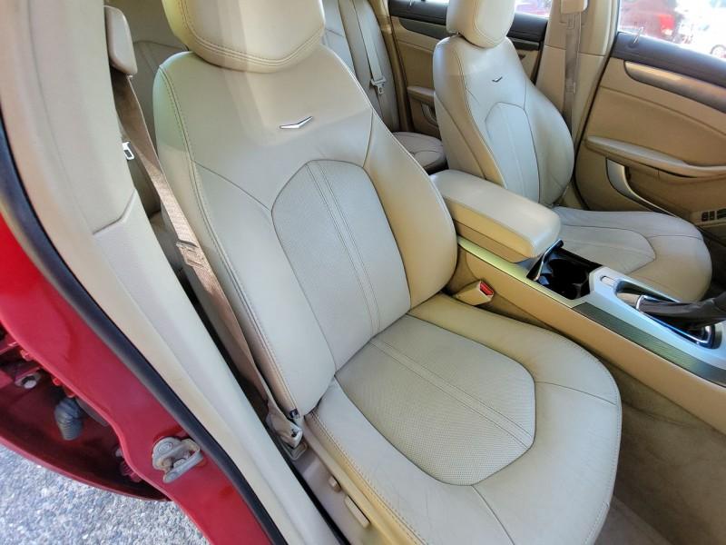 Cadillac CTS Sedan 2012 price $11,900