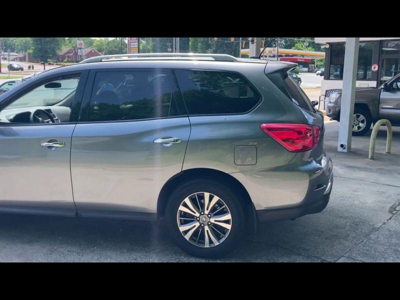 Nissan Pathfinder 2018 price $27,800