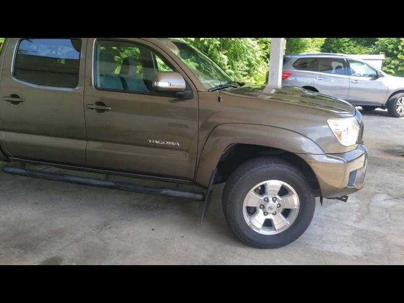 Toyota Tacoma 2013 price $19,800
