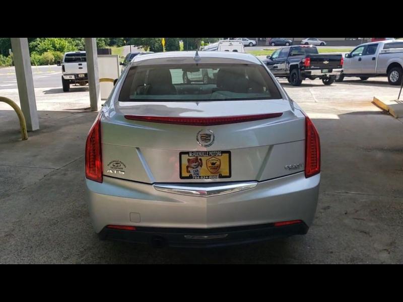Cadillac ATS 2014 price $17,800