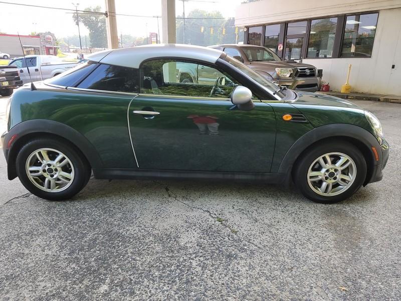 Mini Cooper Coupe 2012 price $10,900