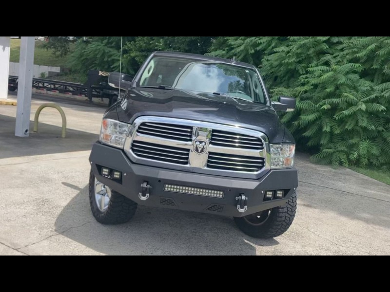 RAM 1500 2018 price $38,900