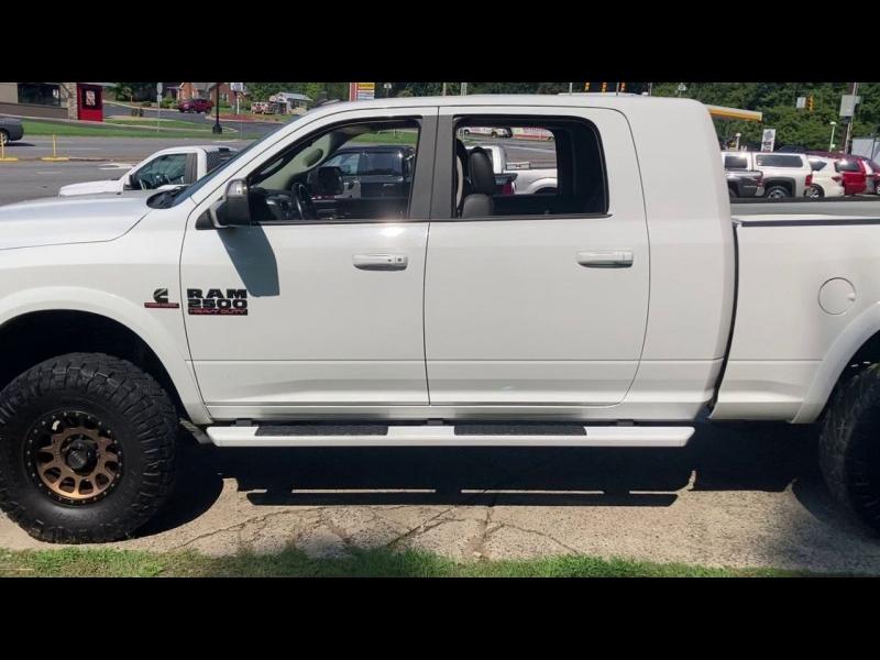 RAM 2500 2018 price $59,600