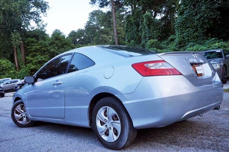 Honda Civic Cpe 2009 price $5,500