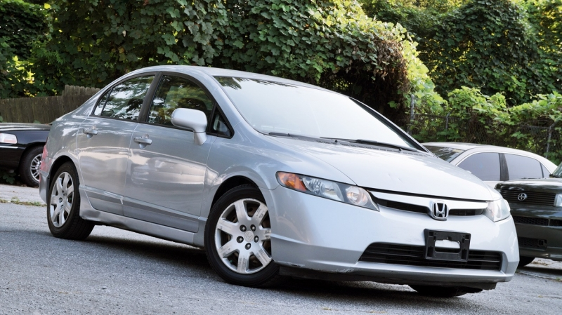 Honda Civic Sdn 2007 price $4,900