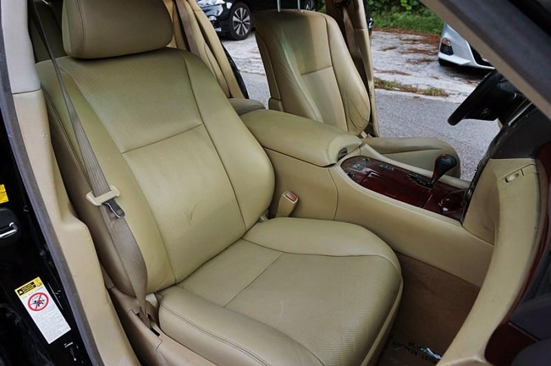 Lexus LS 460 2008 price $6,550