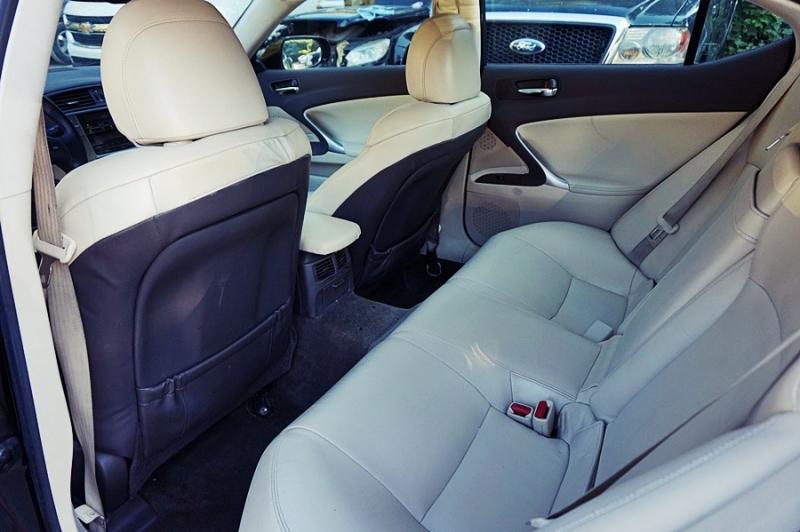 Lexus IS 250 2009 price $8,950