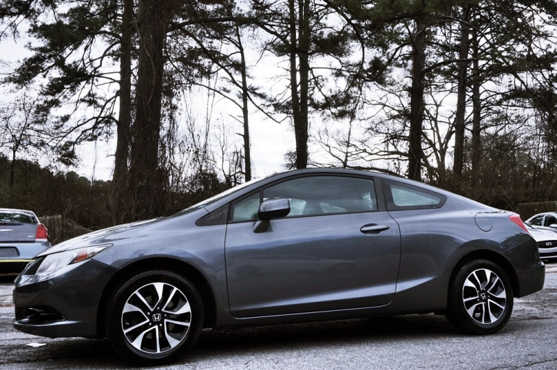 Honda Civic Coupe 2013 price $8,500