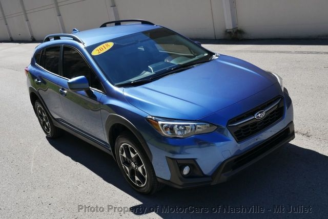 Subaru Crosstrek 2018 price $20,699