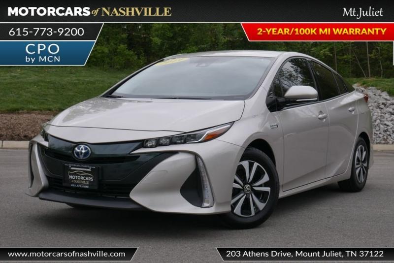 Toyota Prius Prime 2019 price $21,499