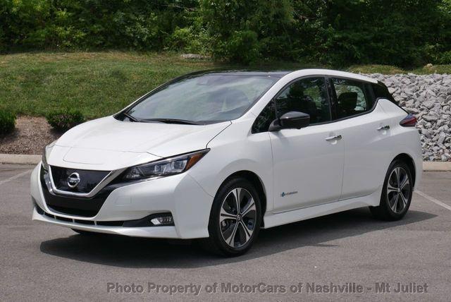 Nissan Leaf 2019 price $21,699